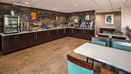 Breakfast Area | Best Western Plus Pineville-Charlotte South