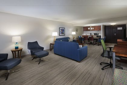 Guestroom | Holiday Inn Express Middlesboro