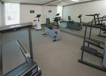 Fitness Facility | Best Western New Albany