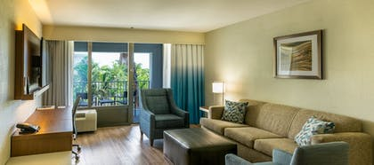 Terrace/Patio | Courtyard by Marriott - Naples