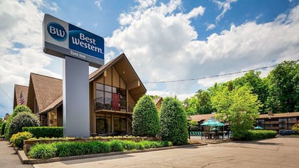 Featured Image | Best Western Toni Inn