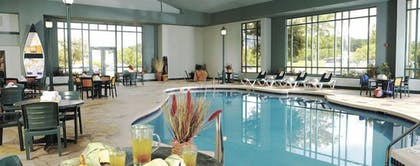 Indoor Pool | Wildwood Lodge