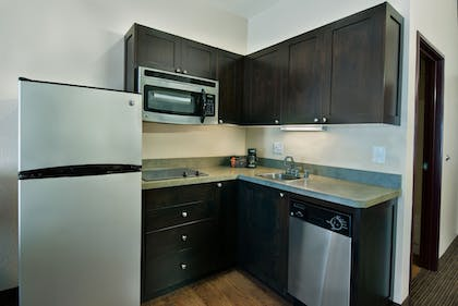 In-Room Kitchenette | Oxford Suites Hermiston