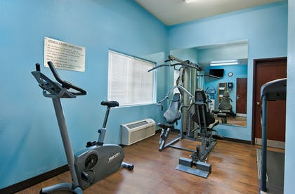 Fitness Facility | Oxford Suites Hermiston