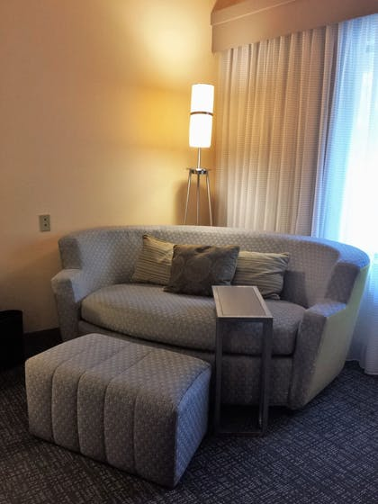 Living Area |  | Courtyard by Marriott Orlando East/UCF Area