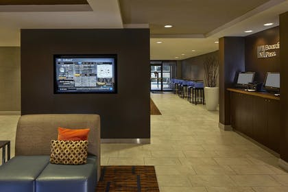 Lobby Lounge |  | Courtyard by Marriott Orlando East/UCF Area