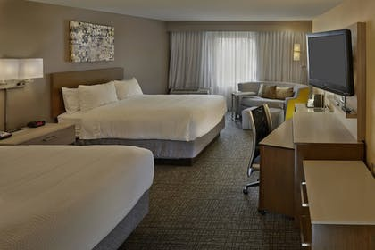 Guestroom |  | Courtyard by Marriott Orlando East/UCF Area