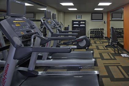 Gym |  | Courtyard by Marriott Orlando East/UCF Area