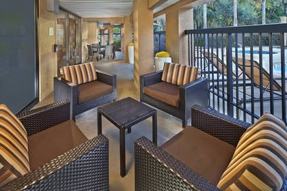 Terrace/Patio |  | Courtyard by Marriott Orlando East/UCF Area