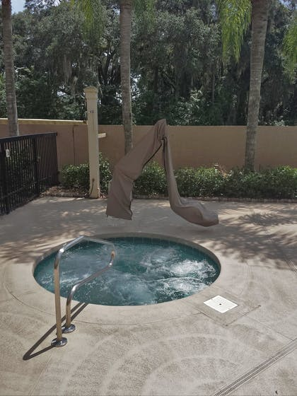 Outdoor Spa Tub |  | Courtyard by Marriott Orlando East/UCF Area