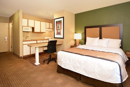 Guestroom | Extended Stay America - Toledo - Maumee