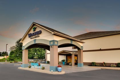 Hotel Front | Wingfield Inn & Suites