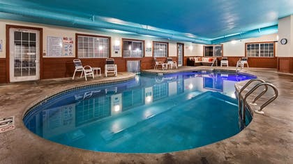 Indoor Pool | Best Western Dodgeville Inn & Suites