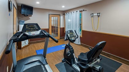 Fitness Facility | Best Western Dodgeville Inn & Suites