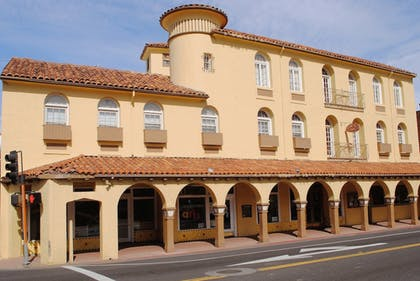 Front of Property | Sonora Inn