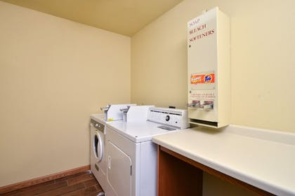 Laundry Room | Best Western Plus Spirit Mountain Duluth