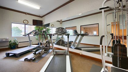 Fitness Facility | Best Western Inn & Suites of Macon