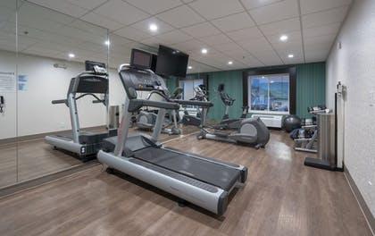Fitness Facility | Holiday Inn Express Minneapolis/Coon Rapids/Blaine