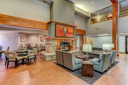 Lobby | Holiday Inn Express Hotel & Suites Montrose-Townsend