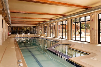 Indoor Pool | Holiday Inn Express Hotel & Suites Montrose-Townsend