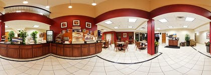 Breakfast Area   Holiday Inn Express & Suites Knoxville-North-I-75 Exit 112