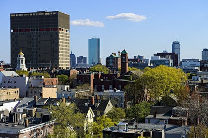 View from Room | Holiday Inn Express & Suites Boston - Cambridge