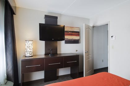 In-Room Amenity | Holiday Inn Express & Suites Boston - Cambridge