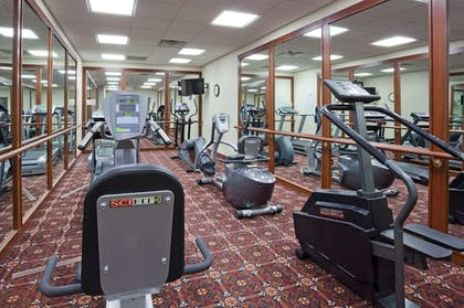 Fitness Facility | La Quinta Inn & Suites by Wyndham Madison American Center
