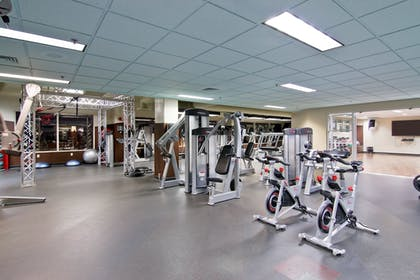 Gym | The Grove Hotel