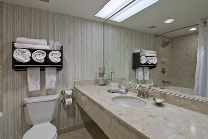 Bathroom | The Grove Hotel