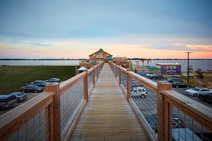 Dock | Harrah's Gulf Coast