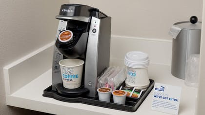 In-Room Coffee | Holiday Inn Express & Suites Hood River