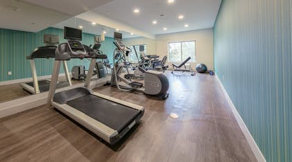 Fitness Facility | Holiday Inn Express & Suites Hood River