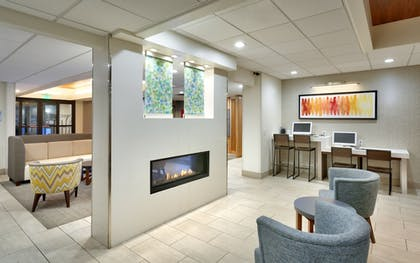 Lobby | Holiday Inn Express & Suites American Fork - North Provo