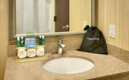 Bathroom Amenities | Holiday Inn Express & Suites American Fork - North Provo