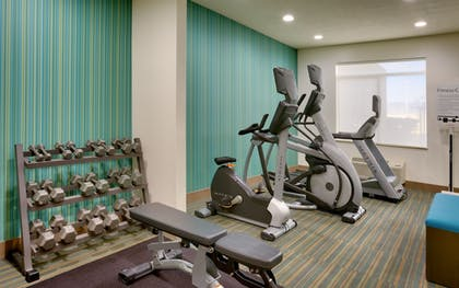 Fitness Facility | Holiday Inn Express & Suites American Fork - North Provo