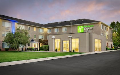 Property Grounds | Holiday Inn Express & Suites American Fork - North Provo