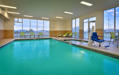 Pool | Holiday Inn Express & Suites American Fork - North Provo