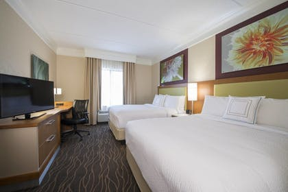 Guestroom | SpringHill Suites San Antonio Downtown/Riverwalk Area