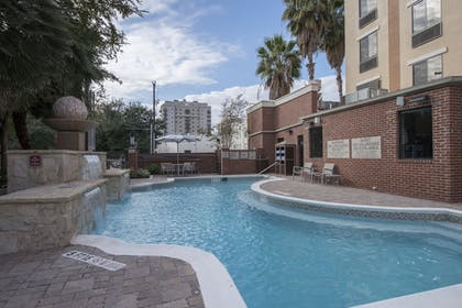 Outdoor Pool | SpringHill Suites San Antonio Downtown/Riverwalk Area
