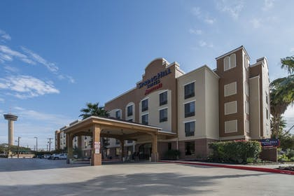Hotel Front | SpringHill Suites San Antonio Downtown/Riverwalk Area