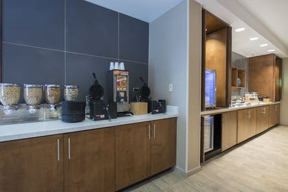 Breakfast Area | SpringHill Suites San Antonio Downtown/Riverwalk Area