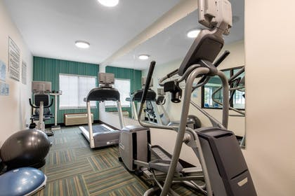 Fitness Facility | Holiday Inn Express Henderson N Evansville South