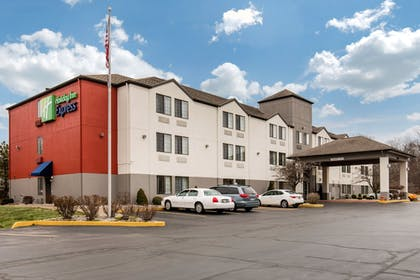 Exterior | Holiday Inn Express Henderson N Evansville South