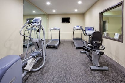 Fitness Facility | Holiday Inn Express Hotel & Suites St. Paul-Woodbury