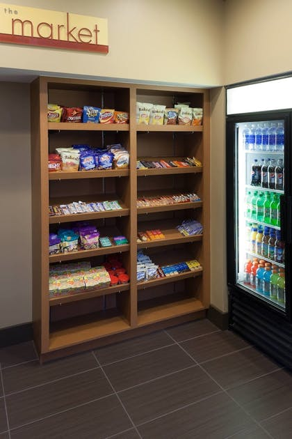 Snack Bar | SpringHill Suites Dallas Downtown / West End