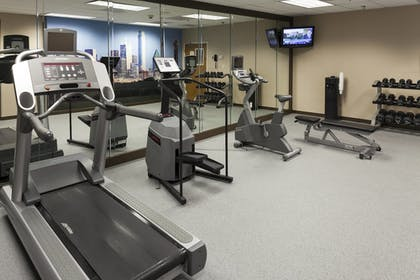 Fitness Facility | SpringHill Suites Dallas Downtown / West End