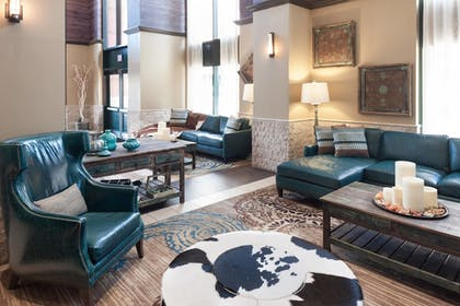 Lobby | SpringHill Suites Dallas Downtown / West End