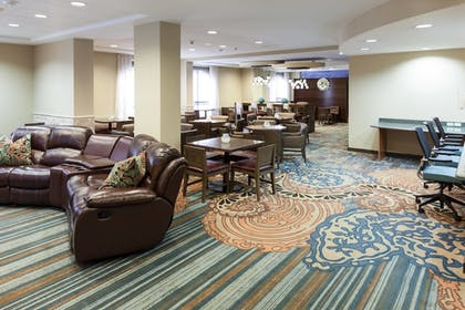 Breakfast Area | SpringHill Suites Dallas Downtown / West End