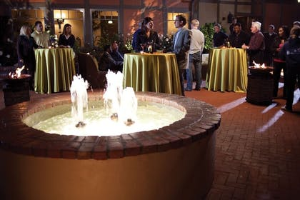 Outdoor Banquet Area | Hotel Corque